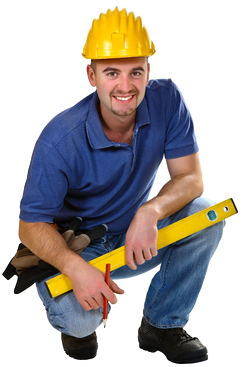 Contact Handyman Works for all your remodeling needs